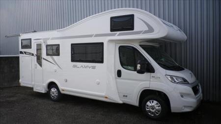 camping car MC LOUIS GLAMYS 22 GOLD modele 2018