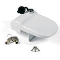accessoires CMC ACCESSOIRES SAFE DOOR FRAME BLANC