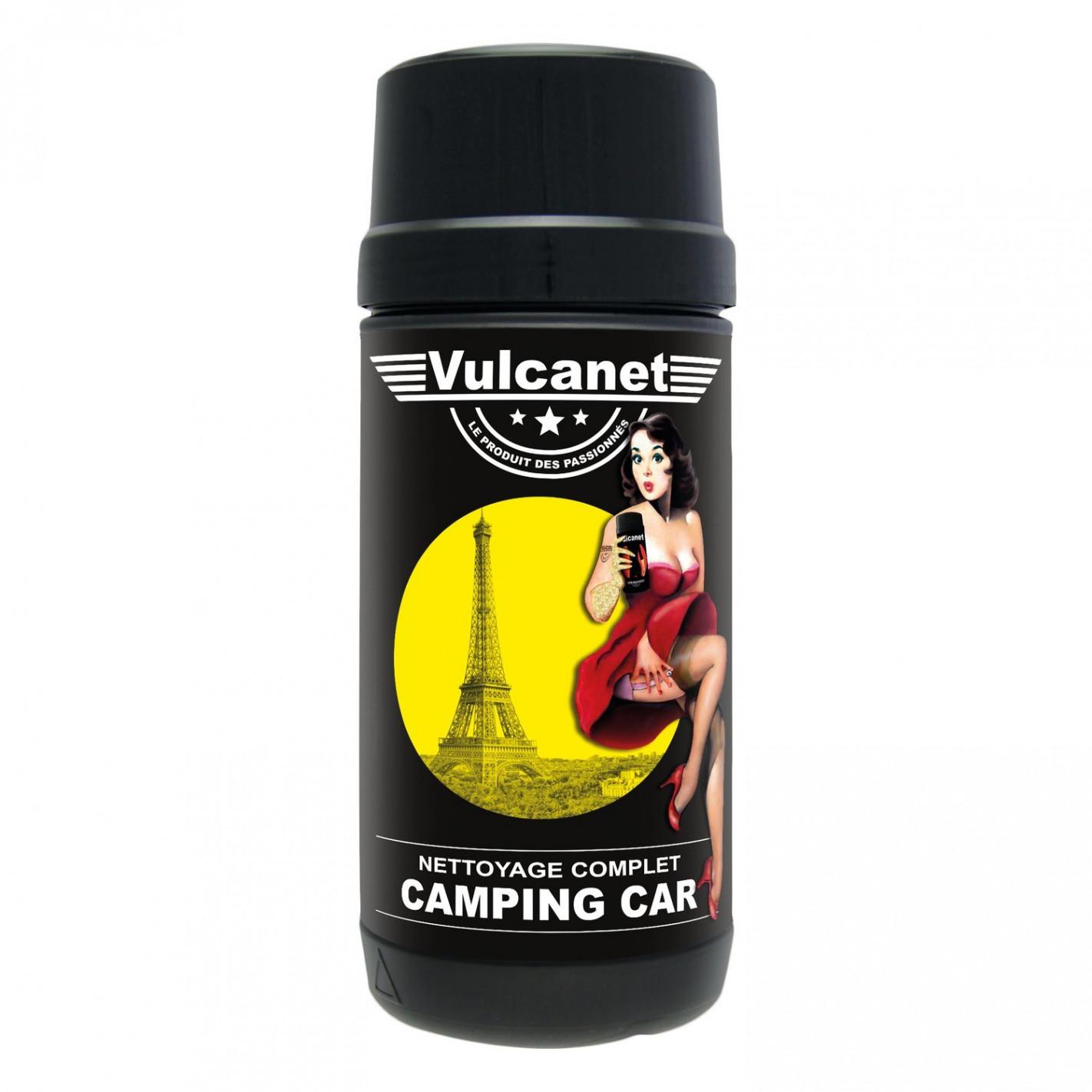 depot-vente VULCANET VULCANET CAMPING CAR