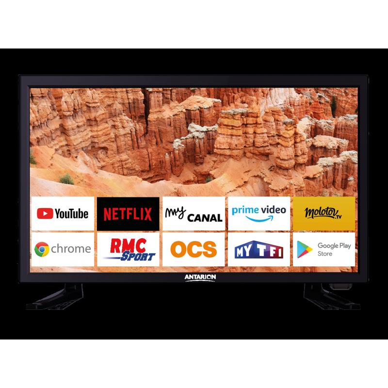 ANTARES DIFFUSION  TV 19